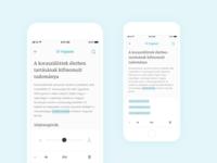 KORE - App Design