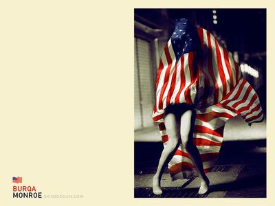 Burqa Monroe