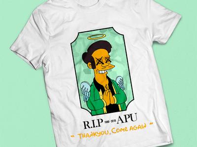 RIP Apu