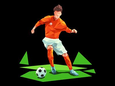Soccer Base orange football soccer six field polygon grass hexagon sixthbase