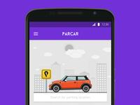 Parcar app concept