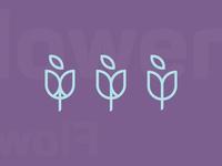 Flower Logo concept