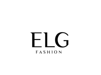 ELG Fashion Logo tailoring women branding and identity branding design fashion design fashion brand