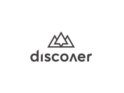 Discover Logo modern logo minimalist logo brand identity brand design logo design logotype logos