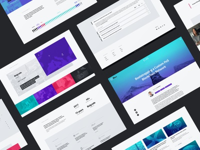 MVP Workshop - Website redesign mvp blog redesign studio blockchain webdesign agency