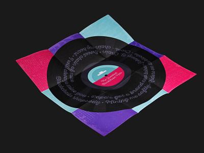 MVP Workshop swag - Flyers print workshop mvp vinyl poster flyer swag graphic design branding blockchain agency