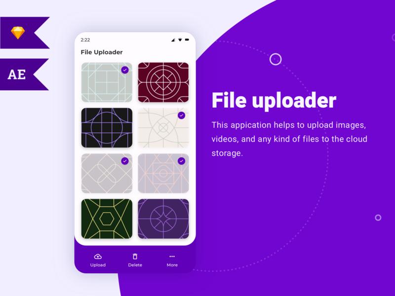 File Uploader P1