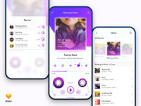 Music Player UX/UI