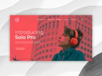Beats UI Design_Fan Art