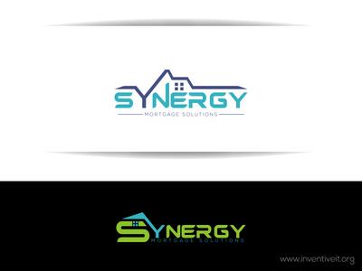 Synergy Logo sketch logo illustrator illustration design brand art