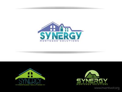 Synergy Logo-2 sketch logo illustrator illustration design brand art