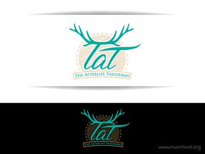 After Life Logo-2 deer fish sketch logo illustrator illustration design brand art