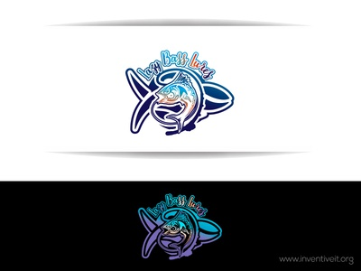 Lazy Bass Lures Logo-1