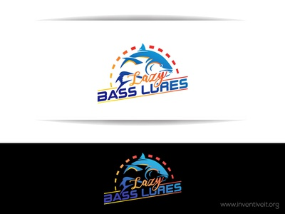 Lazy Bass Lures Logo-2