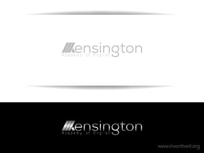 Kensington Logo academy sketch logo illustrator illustration design brand art