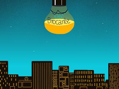 Zero waste ideas p.1 graphic art krita zero waste zerowaste illustration graphic design