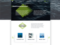 Marine areas protection