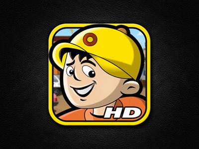 Street Baseball iphone game icon