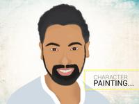 Photshop Digital Painting...