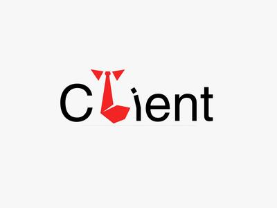 Client Flat Logo