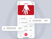 Donor App Concept