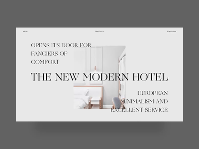 Hotel Website Design Experiment