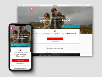Vodafone - Onboarding 2018