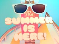 Rayban Summer is Here - Longboard