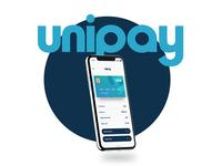 UX/UI Design for a smart Wallet app UniPay