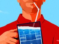 AdWeek Illustration
