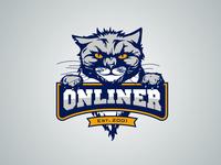 Sport logo for Onliner.by team.