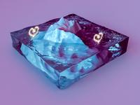 CGI water cube