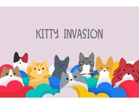 Kitty Invasion
