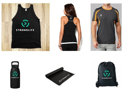 StrongLife Collateral Ideas