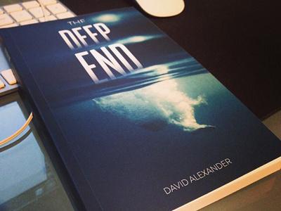The Deep End book book cover drown deep end deep pool church