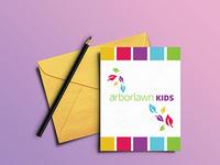 Arborlawn Kids branding