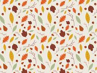 Crisp Autumn Leaves
