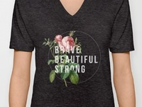 Brave Beautiful Strong