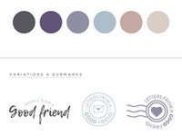 Good Friend Blogger Branding