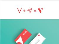 V + Arrow