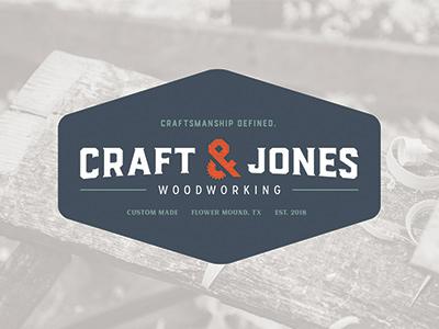 Craft & Jones Woodworking