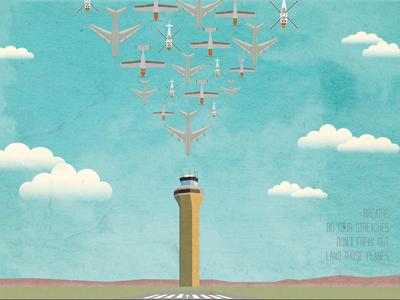 Land Those Planes planes wallpaper