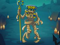 Mummy for IOU game