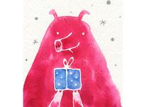 Gifting pig