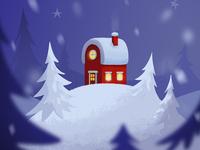 'Santa's puzzle cards' splashscreen