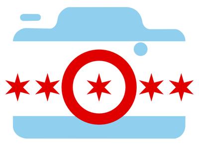 Logo for photographer artist digital illustration digital art ipad pro procreate affinity designer chicago vector graphics vector art illustration logo design logo