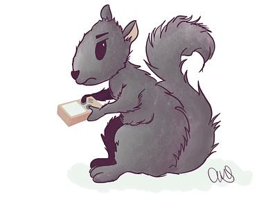I got this artmash procreate cartoon hand drawn animal ipad pro art artist ipad pro digital art illustration