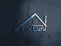 Logo design Fix ,Guru