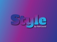 Style By Narcissist , logo design