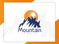 MOUNTAIN SUNRISE LOGO